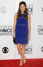 AMANDA SETTON at 40th Annual People's Choice Awards in Los Angeles