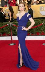 Amy Adams at 20th Annual Screen Actors Guild Awards in Los Angeles
