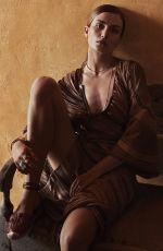 ANDREEA DIACONU in WSJ Magazine, February 2014 Issue