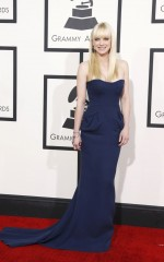 Anna Faris at 2014 Grammy Awards in Los Angeles