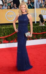 Anna Gunn at 20th Annual Screen Actors Guild Awards in Los Angeles