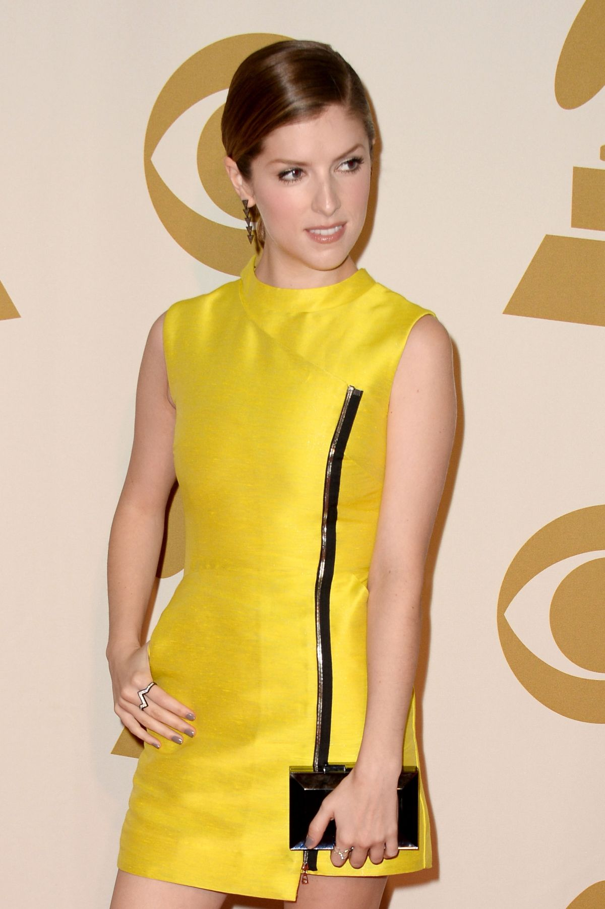 ANNA KENDRICK at A Grammy Salute to The Beatles in Los Angeles