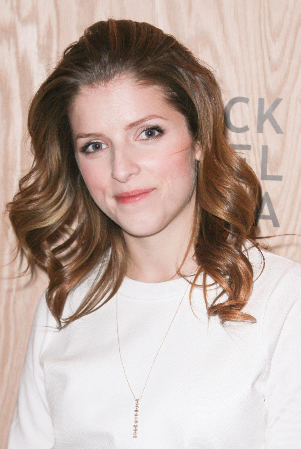 ANNA KENDRICK at CAA Sundance Party