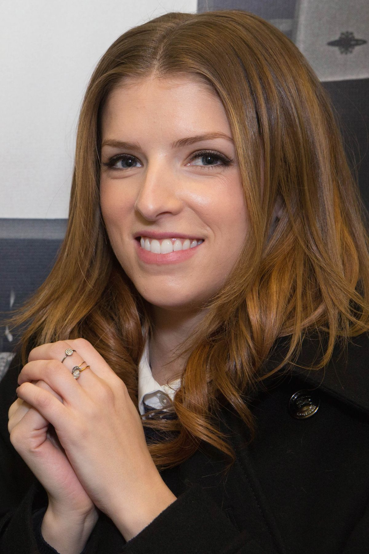 ANNA KENDRICK at Canon Craft Services Lounge at 2014 ...