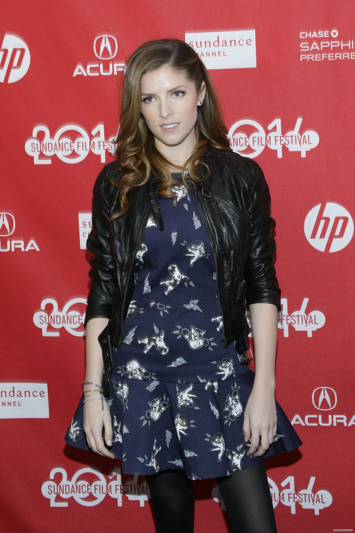 ANNA KENDRICK at Happy Christmas Premiere and Afterparty at 2014 Sundace Film Festival