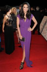 ANNA SHAFFER at 2014 National Television Awards in London