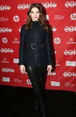 ASHLEY GREENE at Wish I Was Here Premiere at 2014 Sundance Film Festival