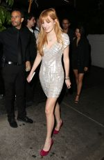 BELLA THORNE Leaves Chateau Marmont in West Hollywood