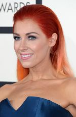 BONNIE MCKEE at 2014 Grammy Awards in Los Angeles