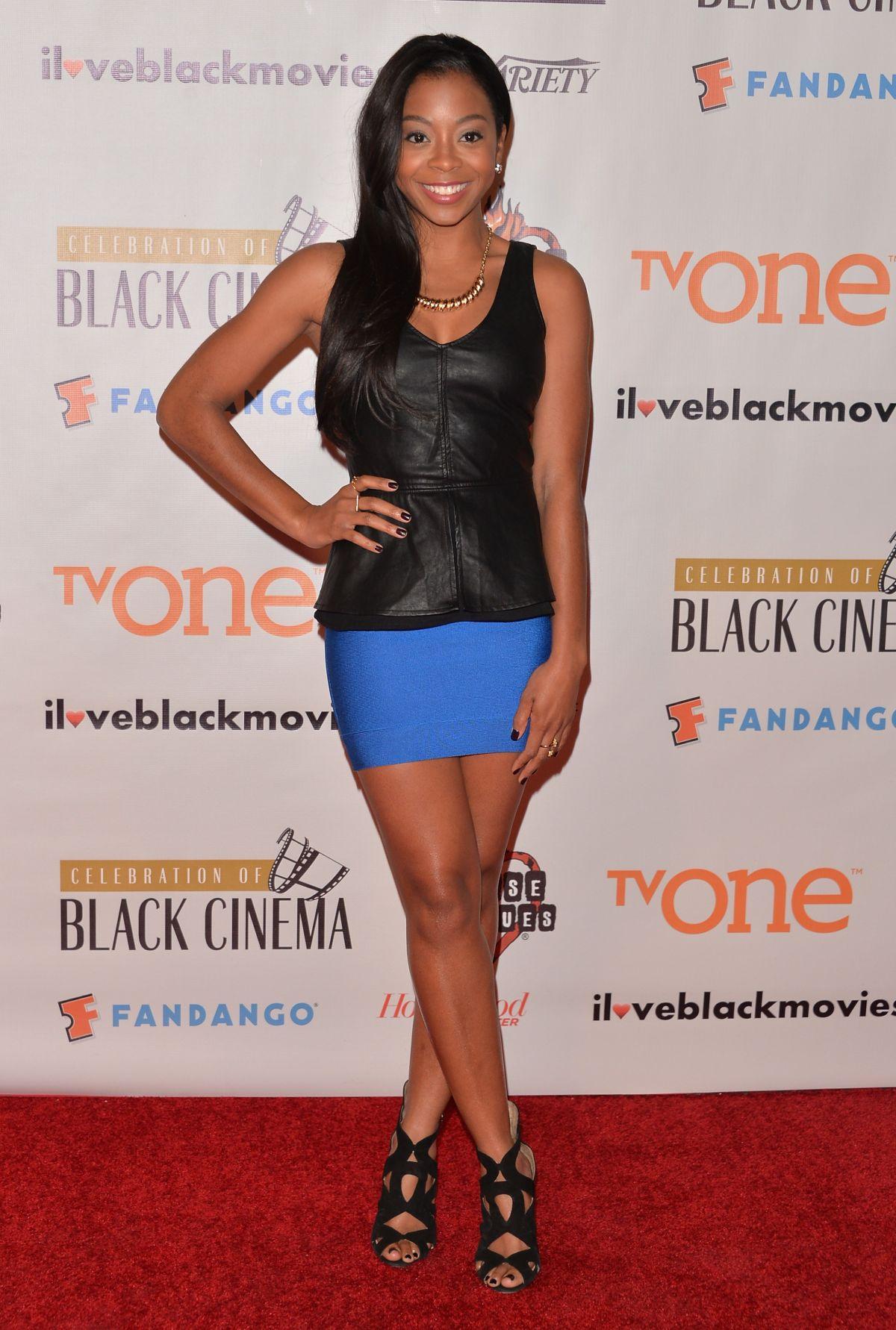 Bresha Webb At Celebration Of Black Cinema Hosted By Broadcast Film Critics
