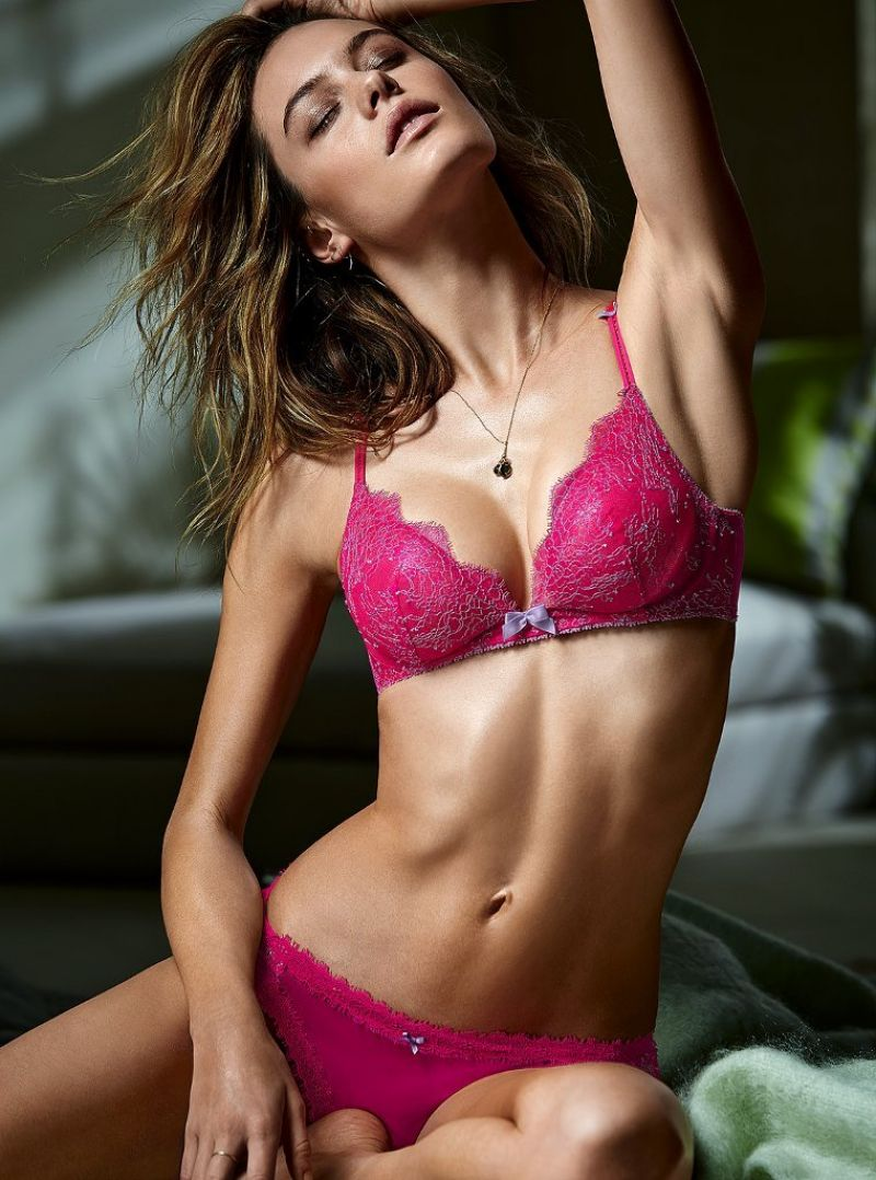Camille Rowe Victoria S Secret January 2014 Hawtcelebs
