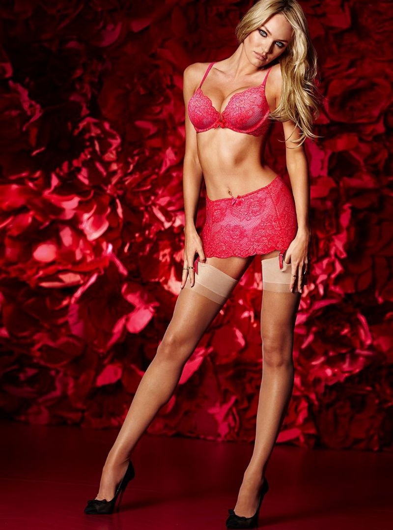 Victoria's secret valentine's day lingerie