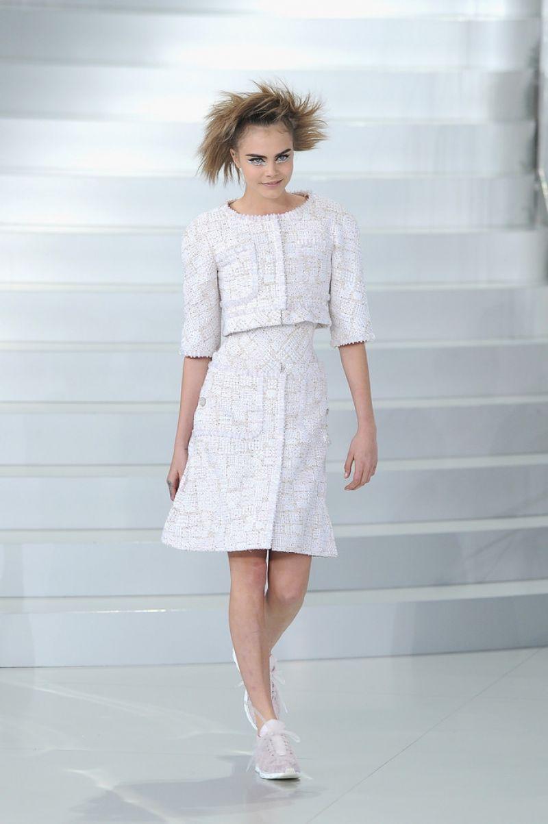 Chanel fashion show 2014