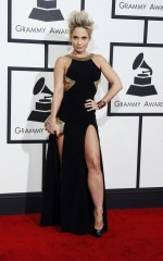 Cara Quici at 2014 Grammy Awards in Los Angeles