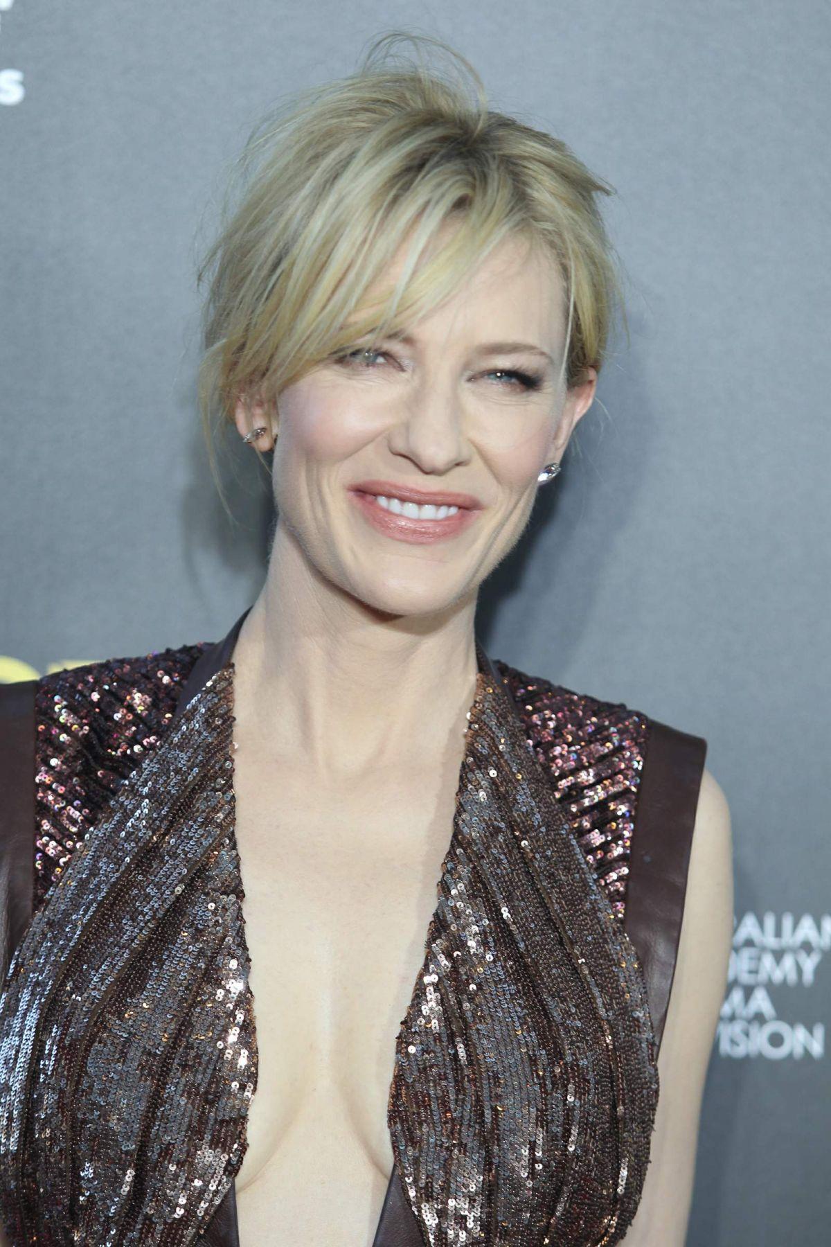 CATE BLANCHETT at at 3... Cate Blanchett
