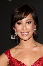 CHERYL BURKE at The Weinstein Company and Netflix Golden Globe After Party