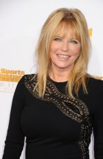 CHERYL TIEGS at SI Swimsuit Issue 50th Anniversary Celebration in Hollywood