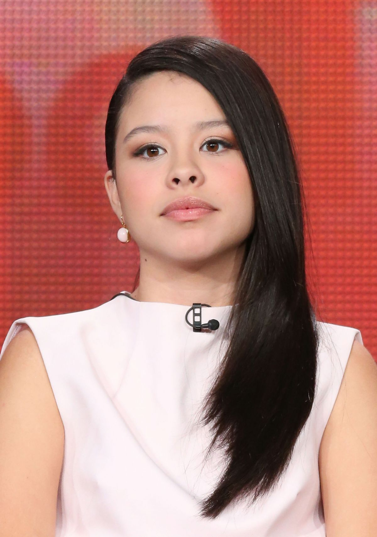 CIERRA RAMIREZ at The Fosters Panel at 2014 Winter TCA Tour in Pasadena