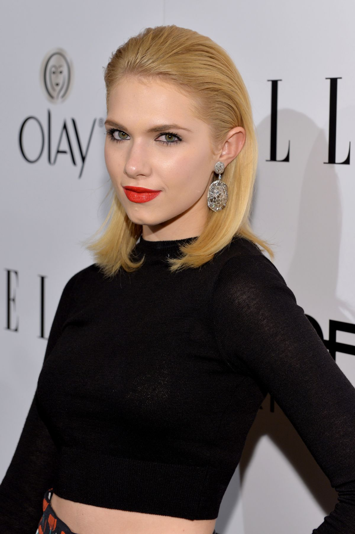 CLAUDIA LEE at Elle's Women in television Celebration in Hollywood