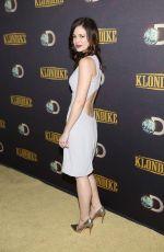 CONOR LESLIE at Klondike Premiere in New York