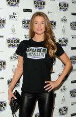 DANICA THRALL at Pure Rally Event at Mayfair in London