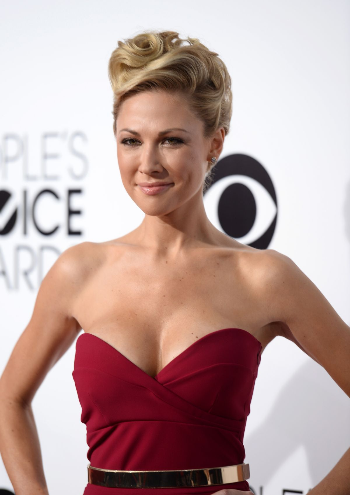 DESI LYDIC at 40th Annual People's Choice Awards in Los Angeles