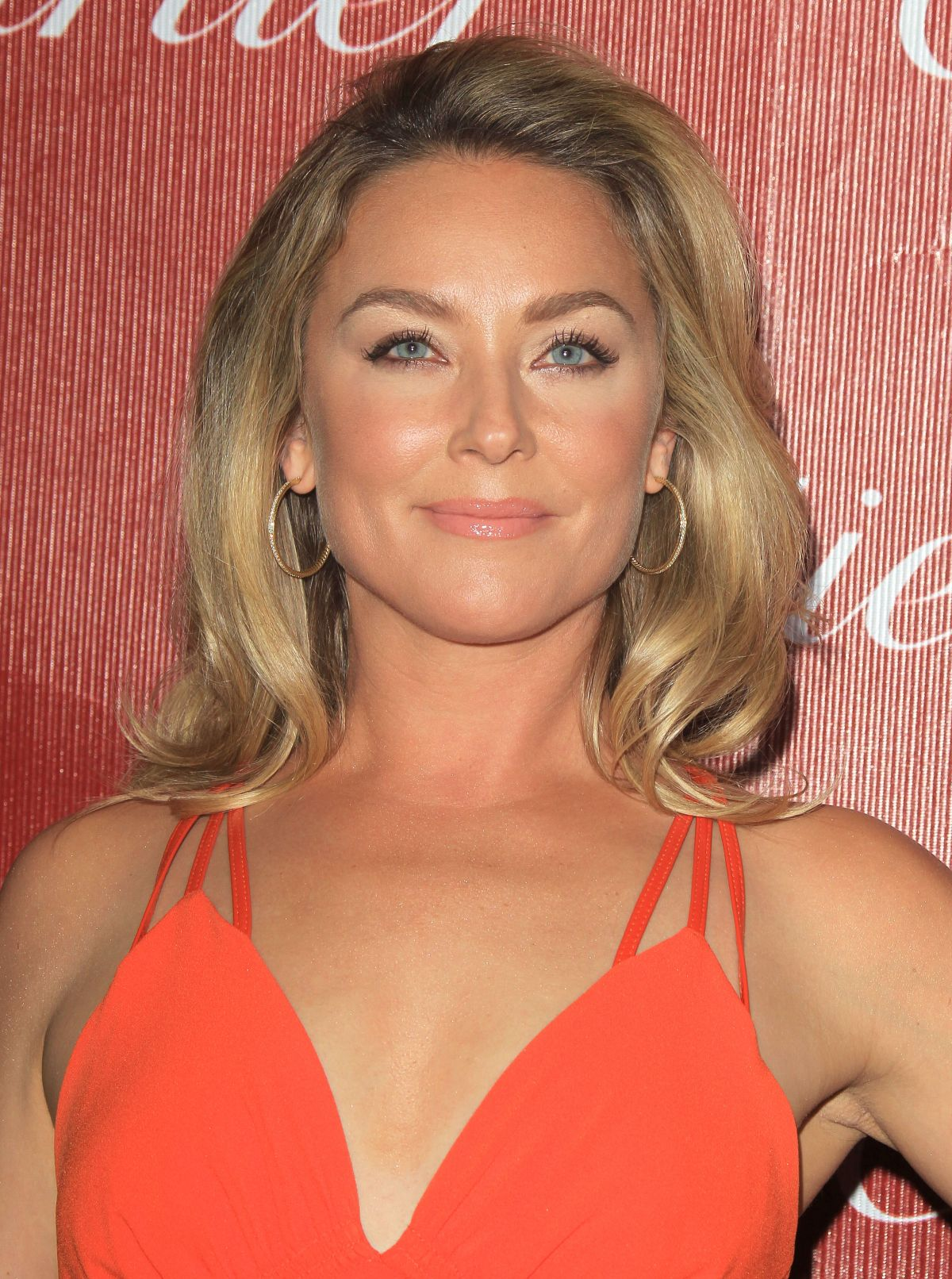 ELISABETH ROHM at 2014 Palm Springs Film Festival Awards Gala