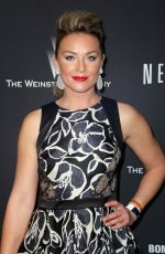 ELISABETH ROHM at The Weinstein Company and Netflix Golden Globe After Party