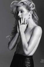 ELLIE GOULDING in Marie Claire Magazine, UK February 2014 Issue