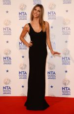FERNANDA LIMA at 2014 National Television Awards in London