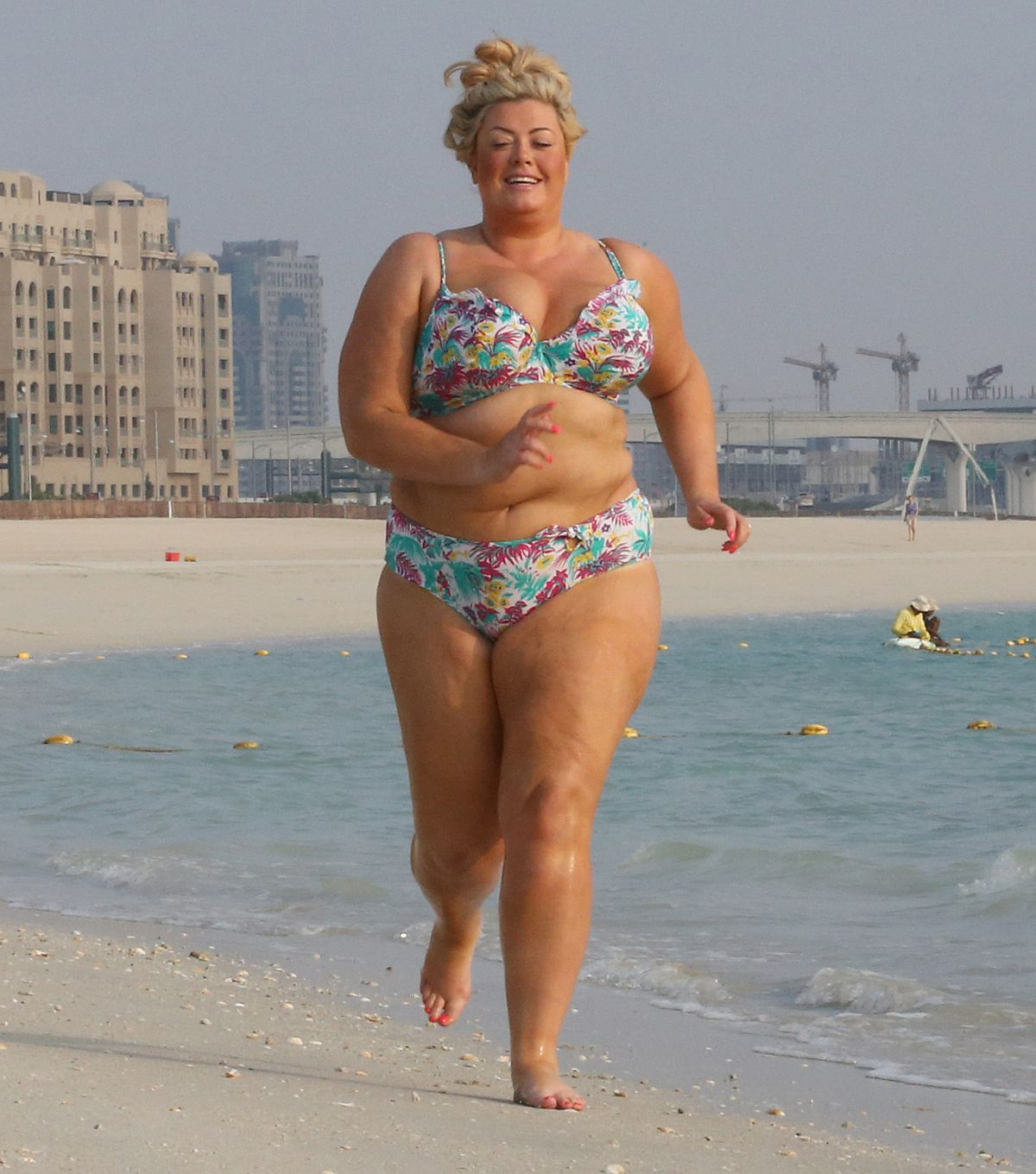 Sexy Hot Gemma Collins naked photo 2017