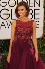 GIULIANA RANCIC at 71st Annual Golden Globe Awards