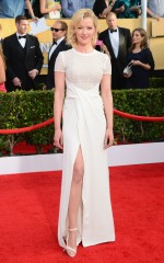 Gretchen Mol at 20th Annual Screen Actors Guild Awards in Los Angeles
