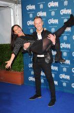 HAYLEY TAMADDON at Cirque du Soleil: Quidam Opening Night in London