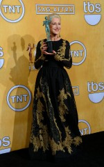 Helen Mirren at 20th Annual Screen Actors Guild Awards in Los Angeles