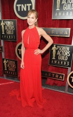 Holly Hunter at 20th Annual Screen Actors Guild Awards in Los Angeles