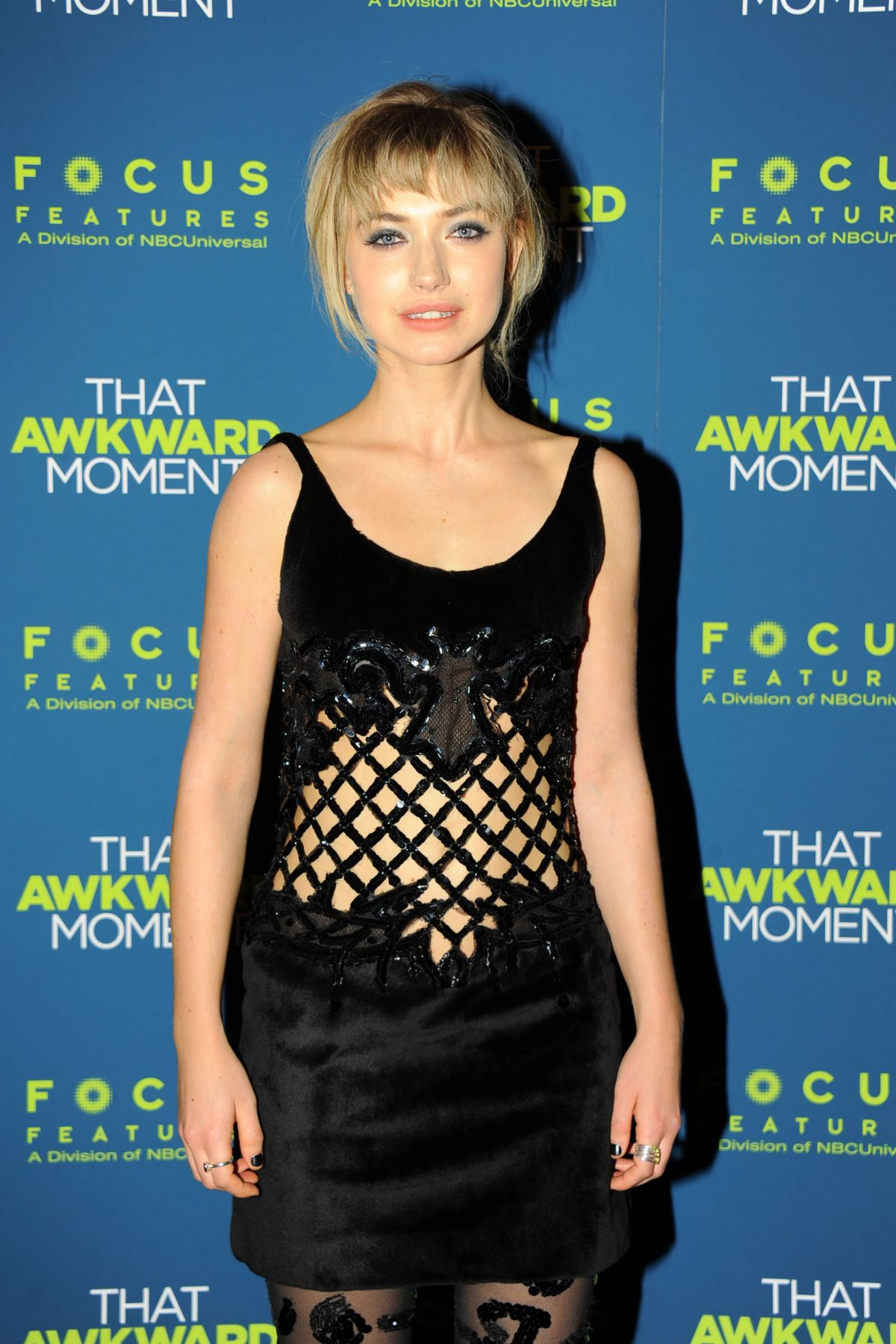 imogen poots that awkward moment - photo #8