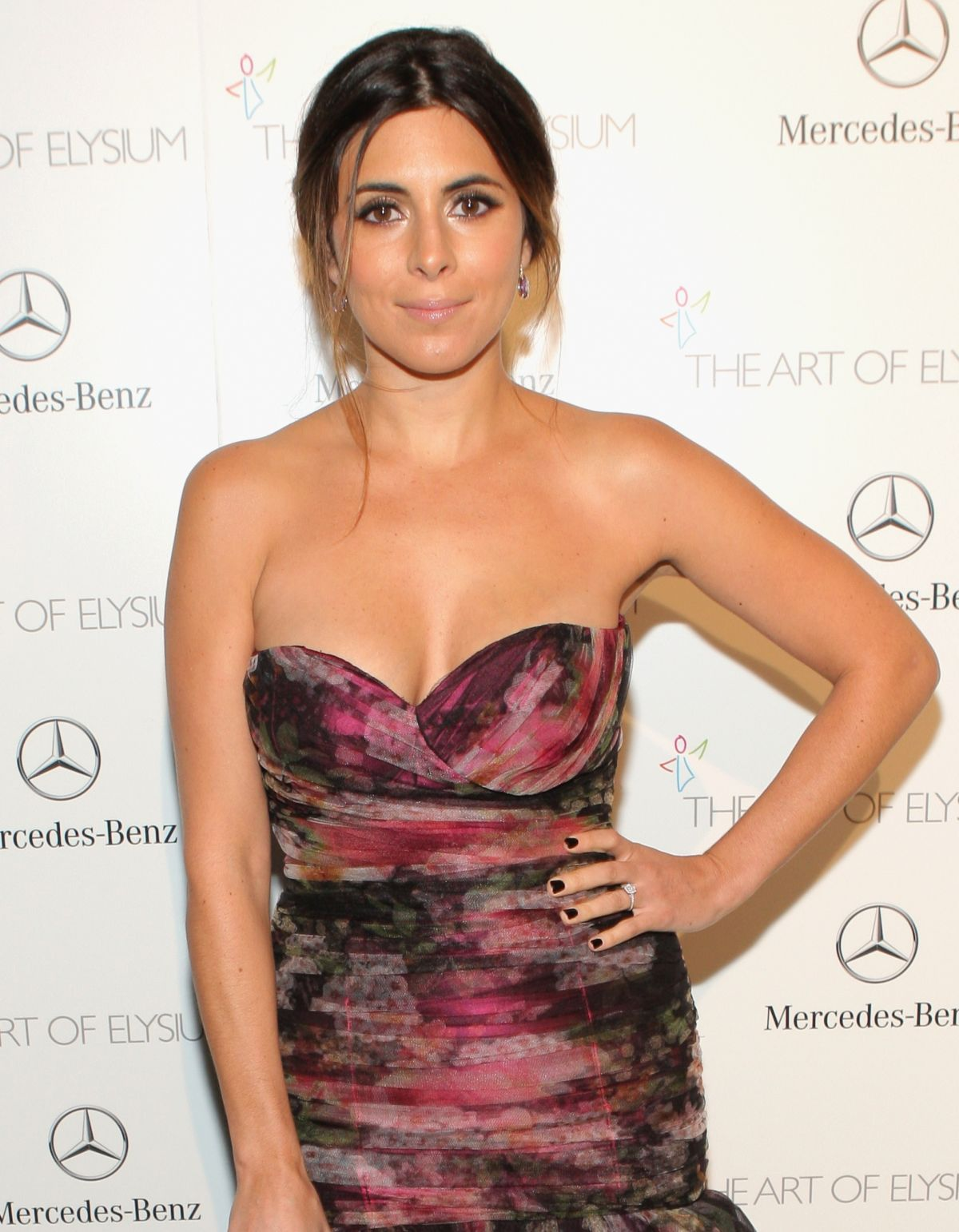 JAMIE-LYNN SIGLER at The Art of Elysium's 7th Annual Heaven Gala in Los Angeles