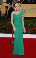 Jane Krakowski at 20th Annual Screen Actors Guild Awards in Los Angeles