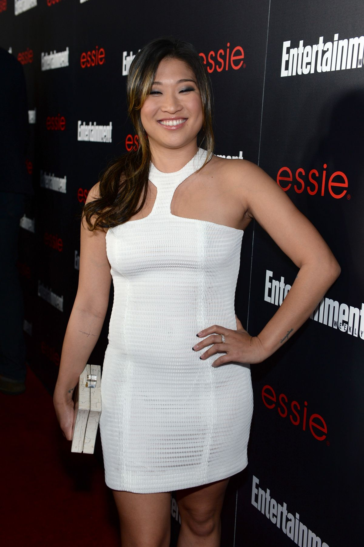 JENNA USHKOWITZ at Entertainment Weekly Celebration Honoring SAG Awards Nominees