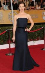 Jennifer Garner at 20th Annual Screen Actors Guild Awards in Los Angeles