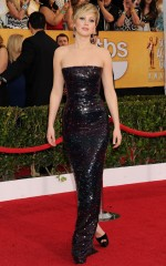 Jennifer Lawrence at 20th Annual Screen Actors Guild Awards in Los Angeles