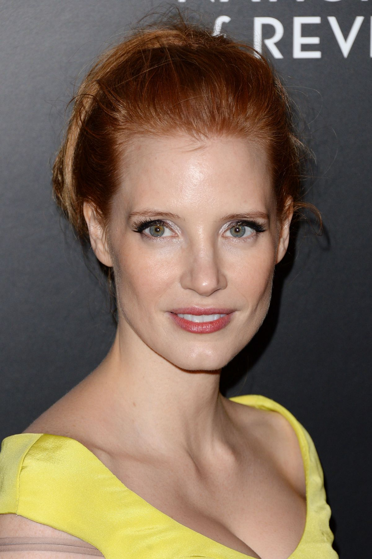 JESSICA CHASTAIN at 2014 Jessica Chastain