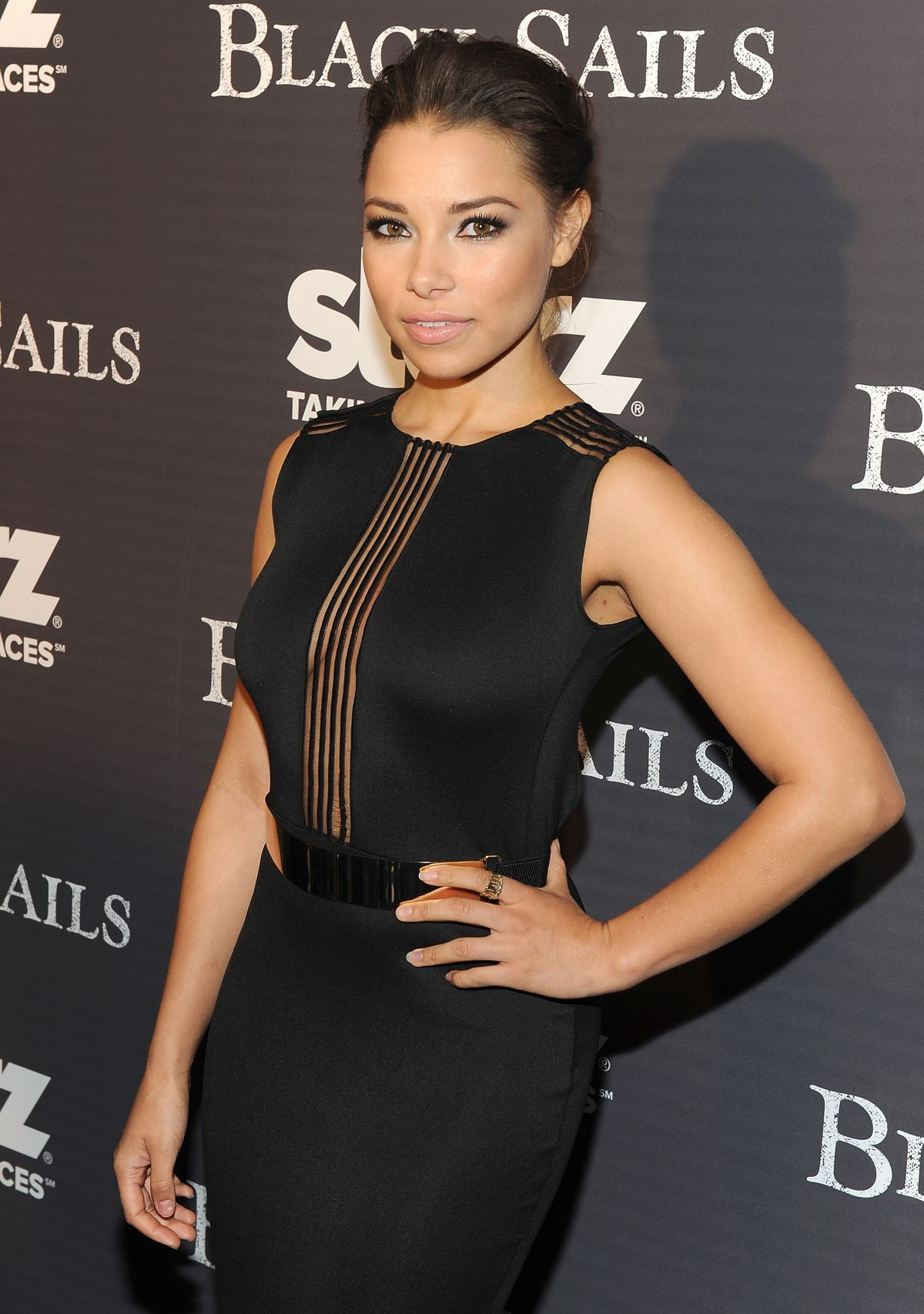 JESSICA PARKER KENNEDY...