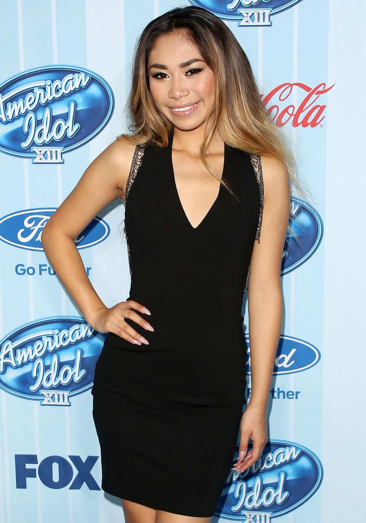 JESSICA SANCHEZ at Fox TCA Party in California