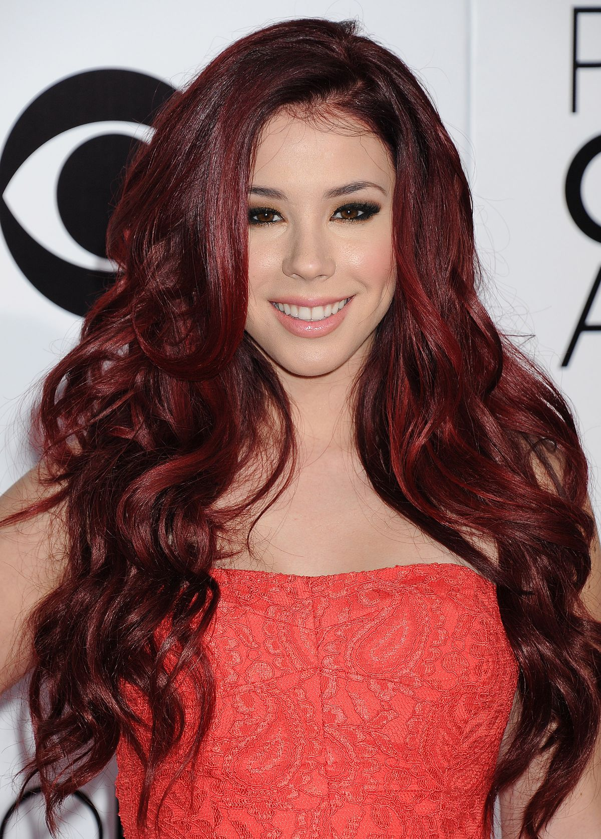JILLIAN ROSE REED at 40th Annual People's Choice Awards in Los Angeles