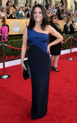 Julia Louis-Dreyfus at 20th Annual Screen Actors Guild Awards in Los Angeles
