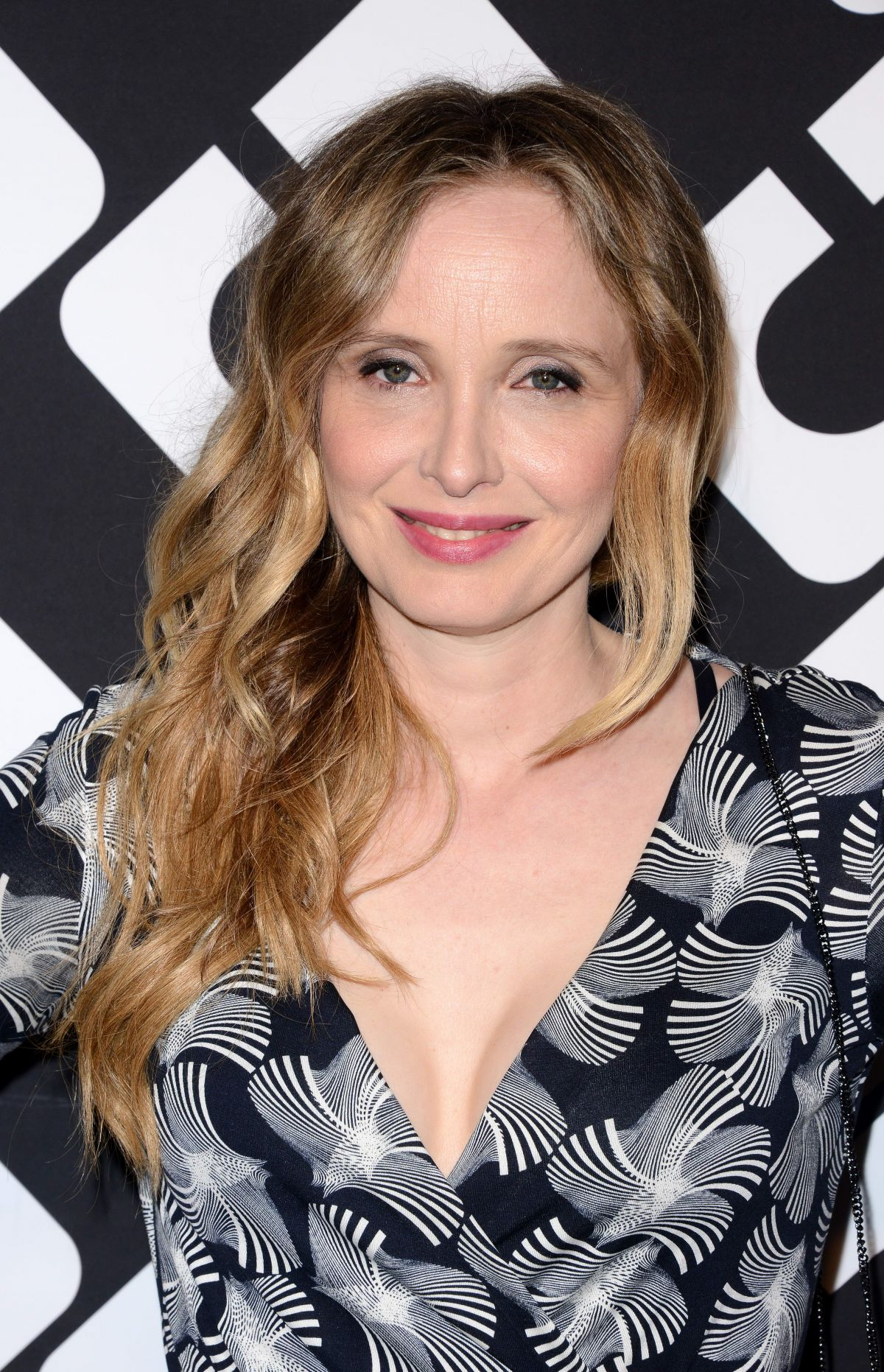 JULIE DELPY at Diane Von Furstenberg's Journey of a Dress Exhibition in Los Angeles