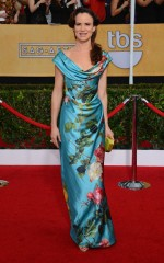 Juliette Lewis at 20th Annual Screen Actors Guild Awards in Los Angeles