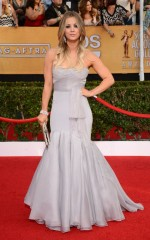 Kaley Cuoco at 20th Annual Screen Actors Guild Awards in Los Angeles